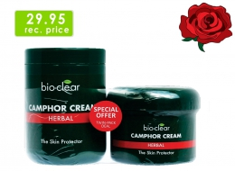Bioclear, Bio-Clear,bio-clear,bioclear camphor cream double