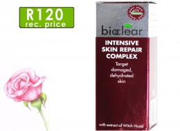 Bioclear, Bio-Clear,bio-clear,bioclear intensive skin repair complex 2