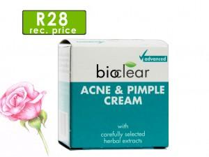 Bioclear Acne and Pimple cream ,Bio-Clear, bio-clear